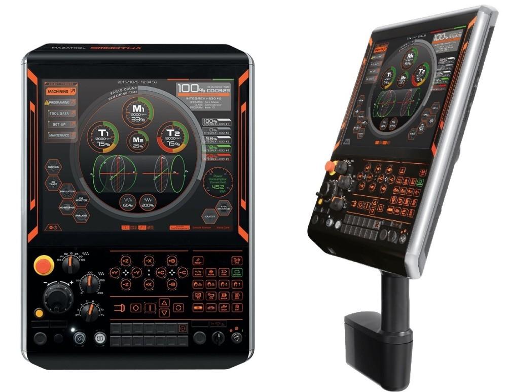 Mazak VTC-800/20SR – Driveteq Advanced Parts by Poseidon